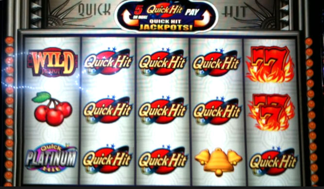Slot Machine Review Bally S Quick Hit Platinum Slots